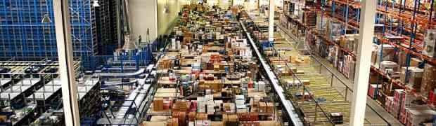 Systémy skladovania v logistických centrách