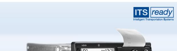 Inteligentné záznamové zariadenie  pre autobusy a nákladné cestné vozidlá