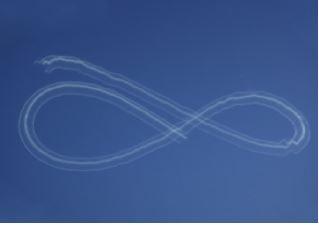 Obrázok 4 Trajektória pohybu padákovej plachty Zdroj: SkySails