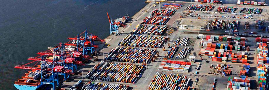 Obr. 1: Terminály kombinovanej prepravy v prístave Göteborg Zdroj: http://www.portofgothenburg.com/