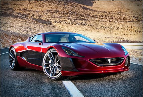 obr. 3 Elektromobil Concept One