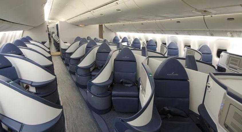obr. 7 štúdia sedadla Delta 777