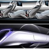 obr. 12 dizajn sedadiel Hyperloop