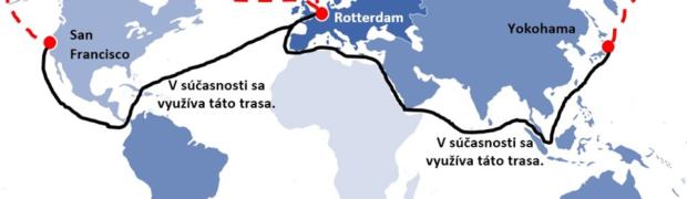 MOŽNOSTI PREPRAVY NÁKLADU MEDZI ÁZIOU A EURÓPOU CEZ SEVERNÚ MORSKÚ CESTU
